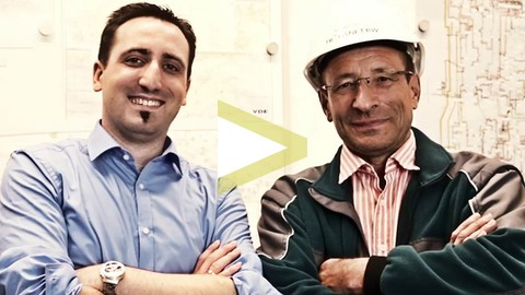 Employee video - Daniel Kolb und Norbert Ivenz